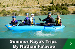 1 Summer Kayak Trips